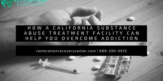 substance abuse treatment facility