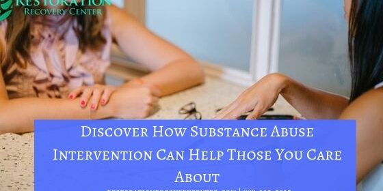 substance abuse intervention