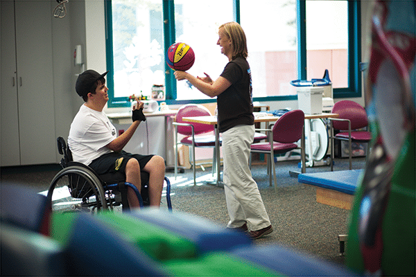 Outpatient Rehab Facility in California
