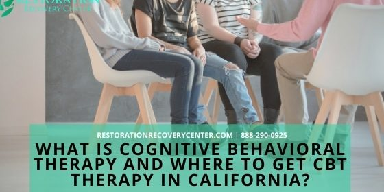 CBT therapy in California
