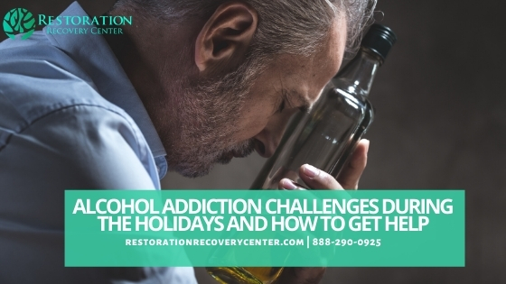 Alcohol Addiction Challenges